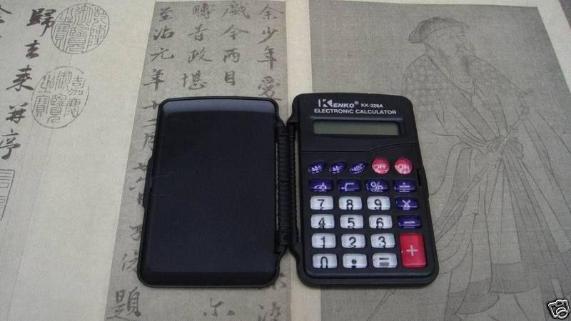 Kenko KK 328A Calculator