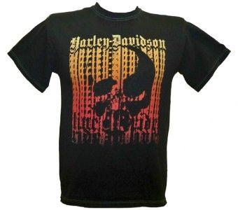Harley Davidson Las Vegas Dealer Tee T Shirt BLACK MEDIUM #DXTS