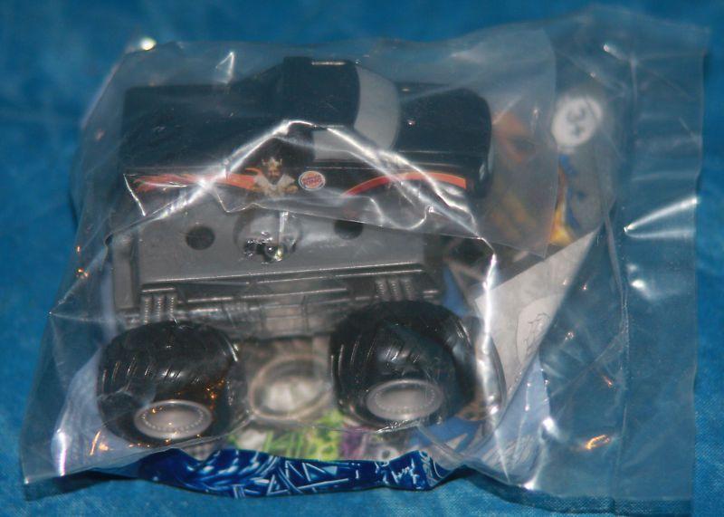 Monster Jam Burger King Kids Meal Monster Truck Toy